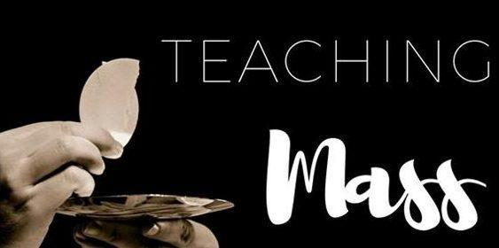 Watch our Teaching Mass video! Featured Photo
