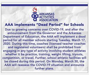 AAA announcement