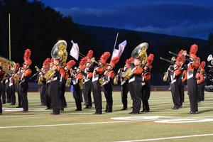 DHS Red Pride Marching Band
