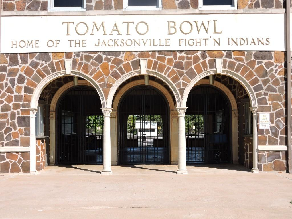 front of tomato bowl