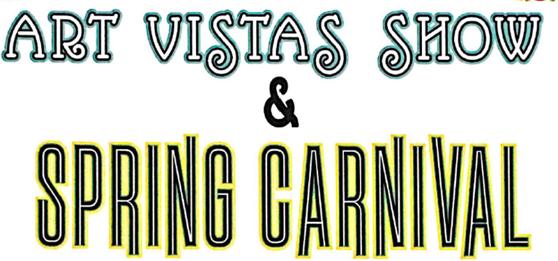 Art Vista Show / Spring Carnival Featured Photo