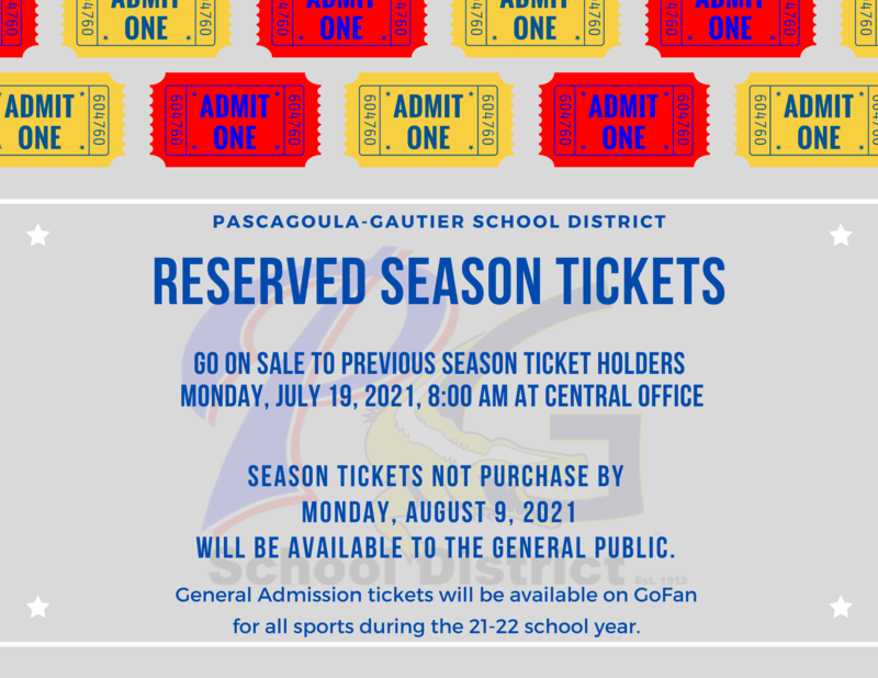 Reserved Season Tickets go on sale