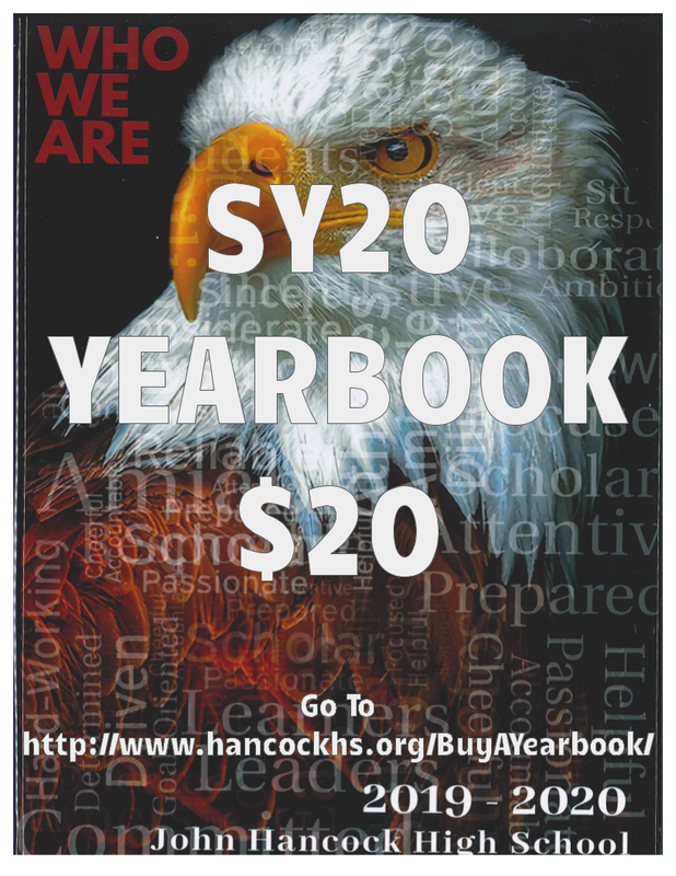 Yearbooks are only $20