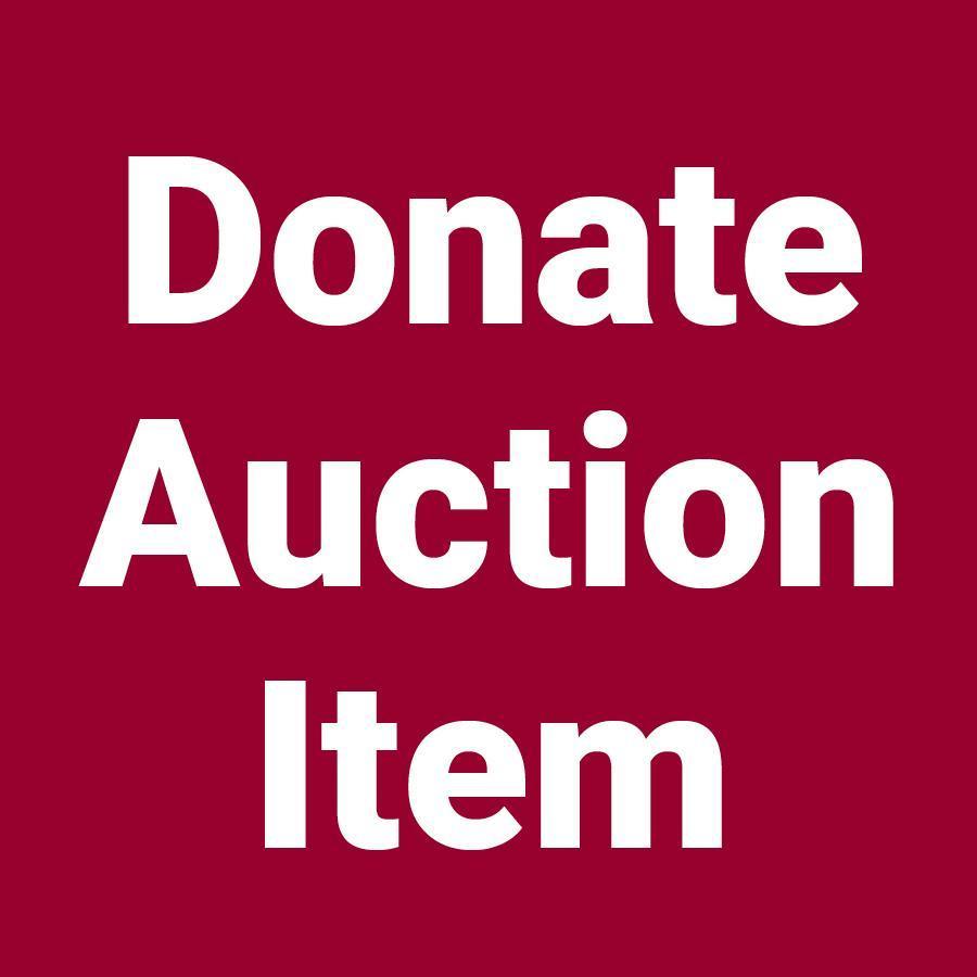 Donate Auction Item Button