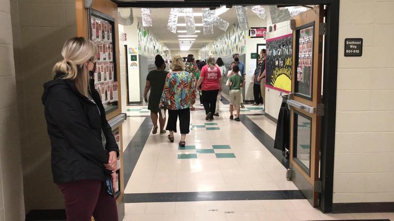 NEMS 5th Grade Orientation Tour
