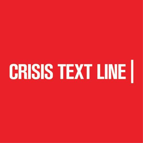 Crisis Text Line - Text HELLO to 741741, Free, 24/7, Confidential