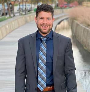 Evan Berry, PHS band director