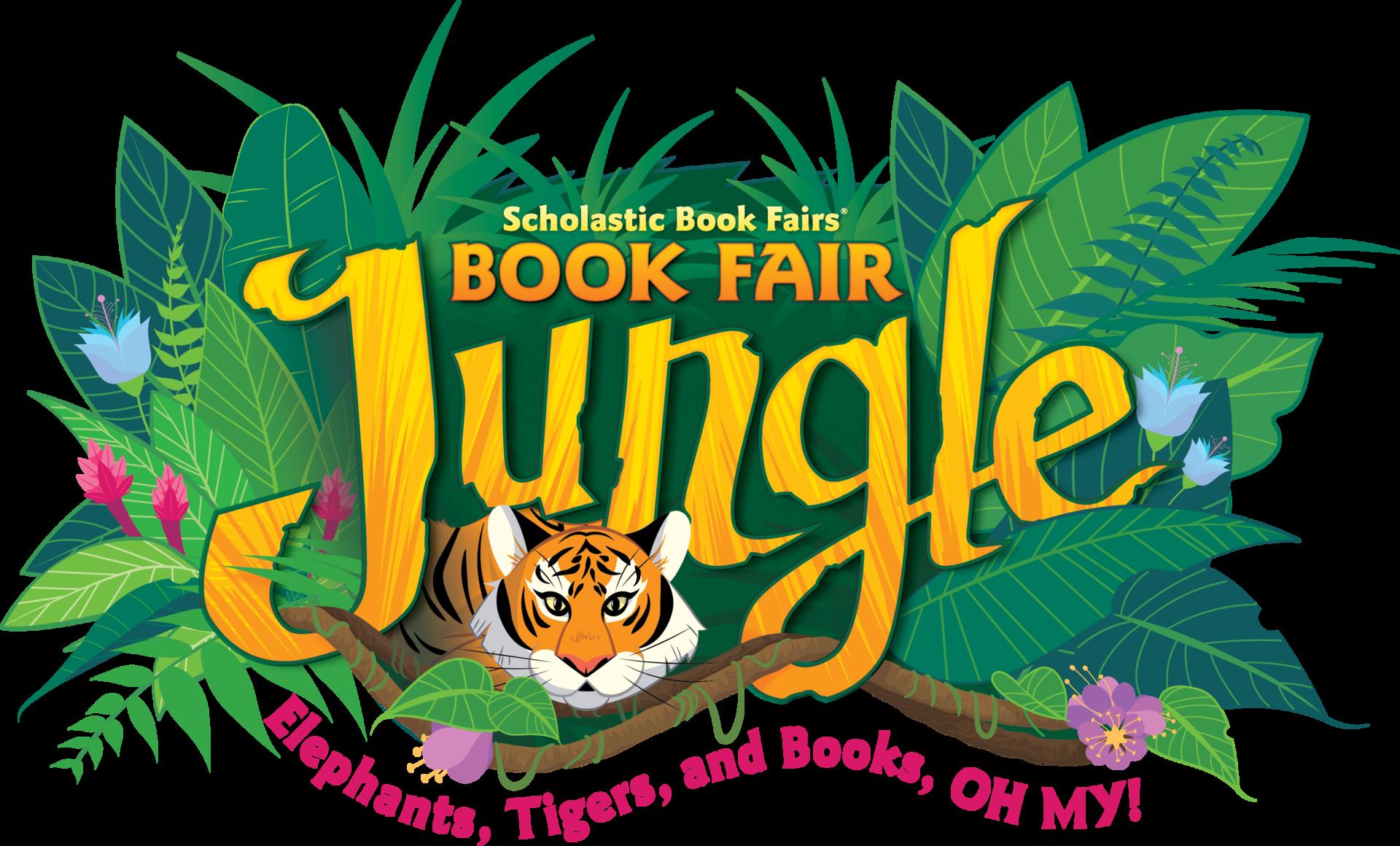 Image of Fall Book Fair logo