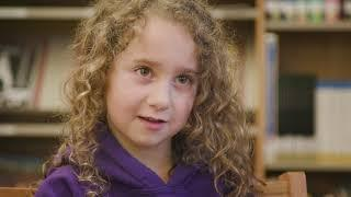 Image of ECE/Elementary student from the video