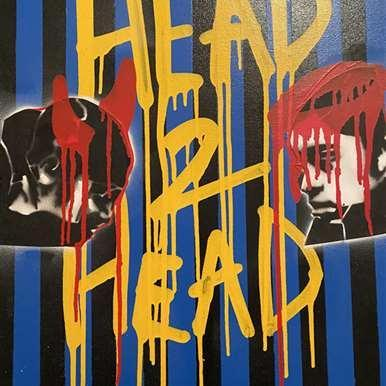 Going Head to Head by Zoey Benavidez