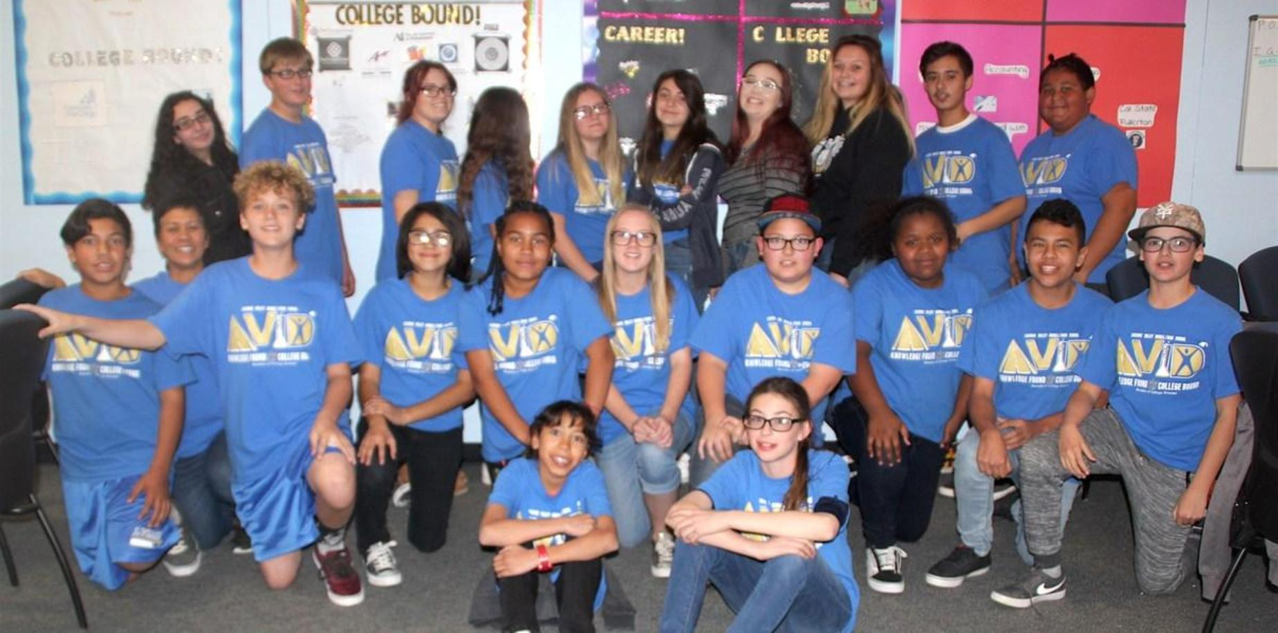 Lucerne Valley Middle School High School