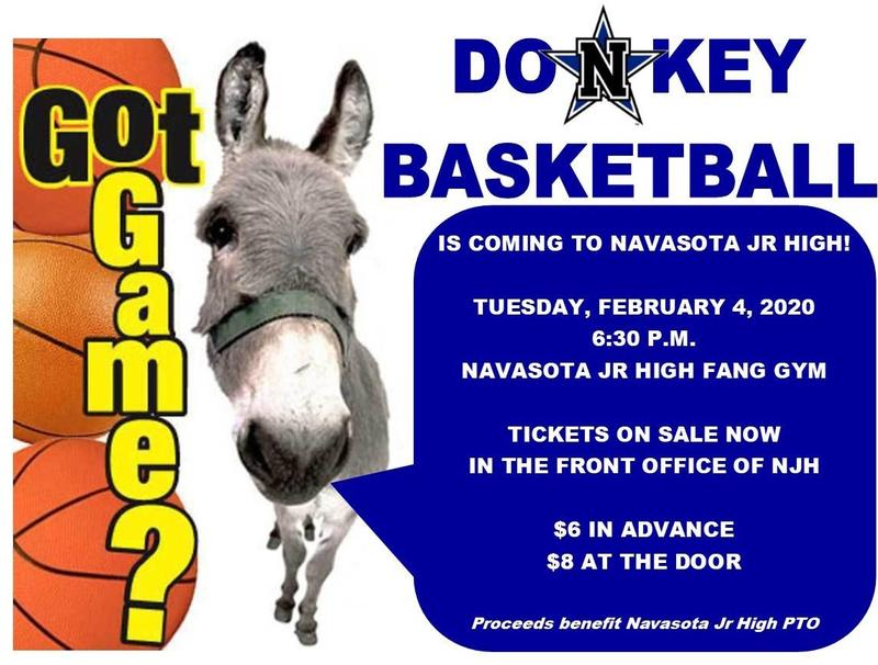 DONKEY BASKETBALL Featured Photo