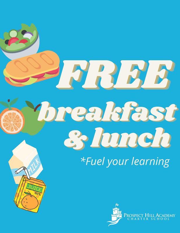 free breakfast/lunch