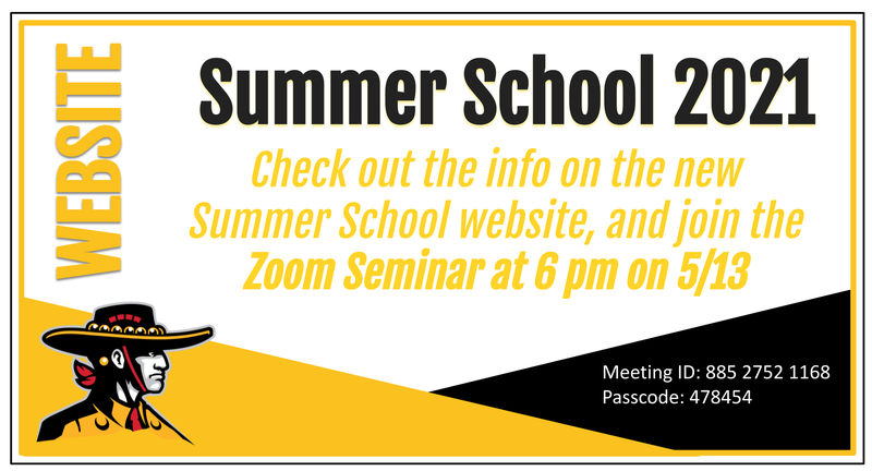 Summer School Website