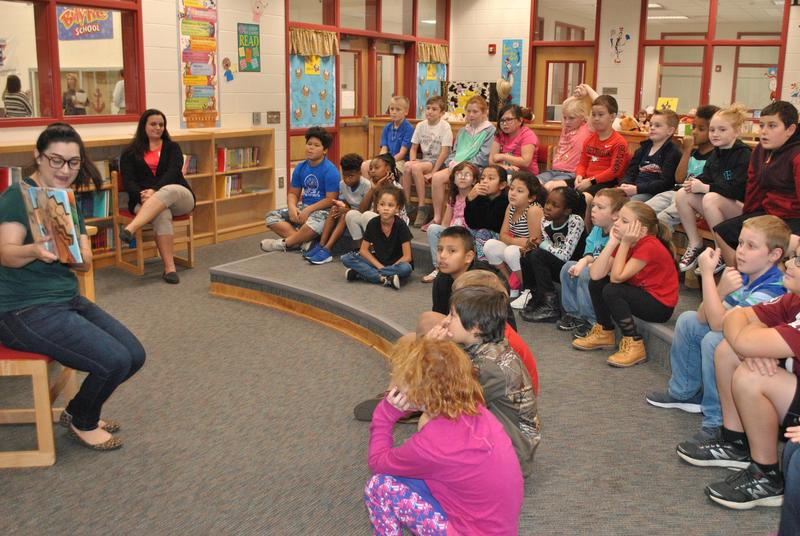 3rd Grade Story Time Featured Photo