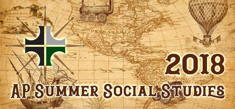 SUMMER SOCIAL STUDIES ASSIGNMENTS Thumbnail Image