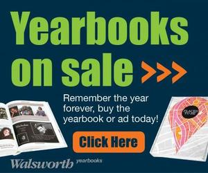 YEARBOOKS ARE $35.00 UNTIL NOVEMBER 1ST, 2020