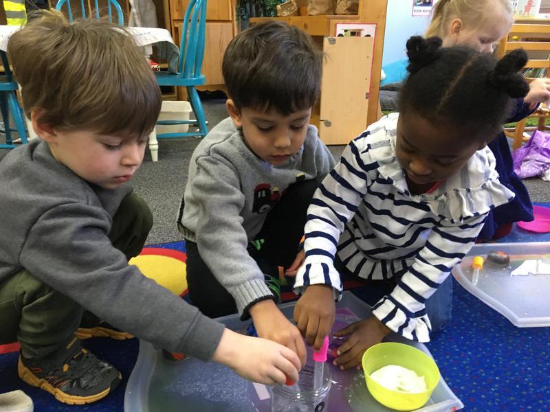 Preschool Experiment Featured Photo