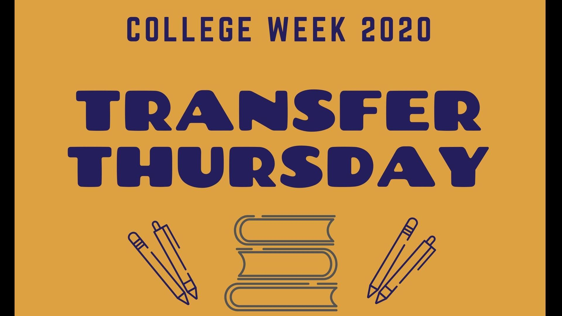 Transfer Thursday