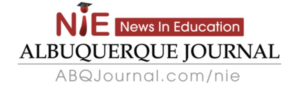 ABQ Journal NIE Logo