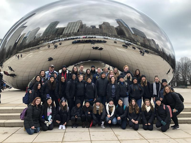 ESHS Choir Selected for Solo Performance  at Chicago's Prestigious Symphony Center Featured Photo