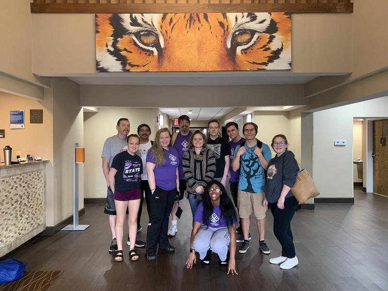 CALCULUS TEAM COMPETES AT CLEMSON!! Thumbnail Image