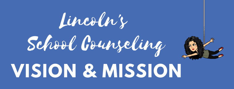 Counseling Vision & Mission Banner
