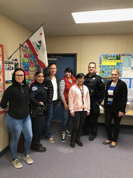 School Resource Officer Presentation - Spring 2019