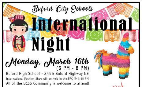 BCS International Night