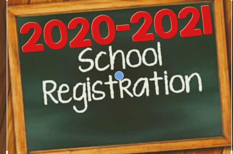 2020-2021 School Registration Thumbnail Image