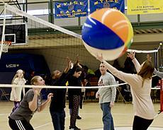 Middle High School Volleyball