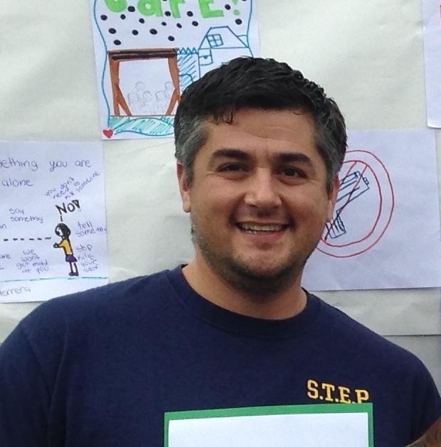 Picture of David Renteria, Program Specialist