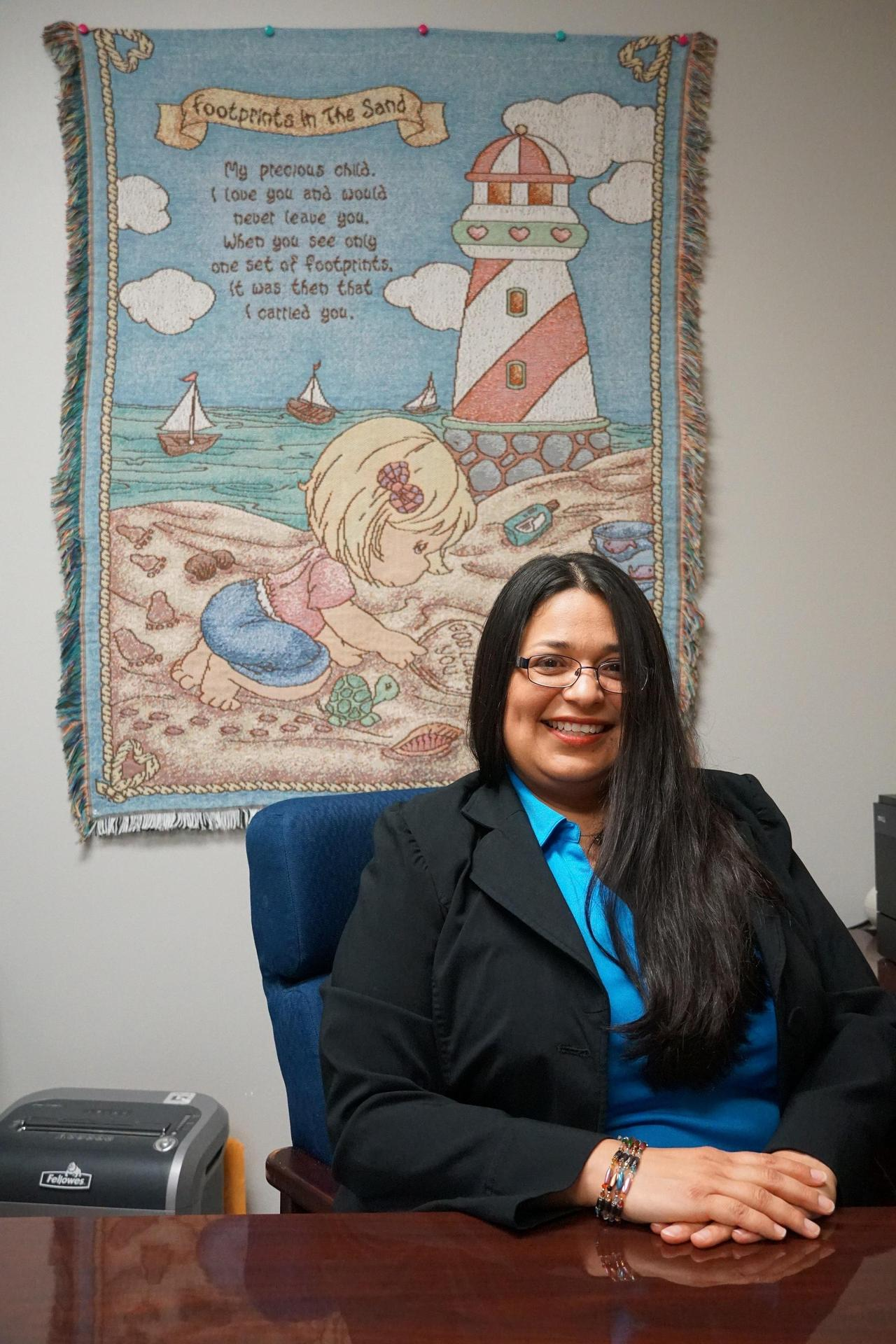 Image of Rafaela Carr, Counselor