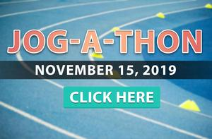 Glenview Elementary Jog-A-Thon on November 15