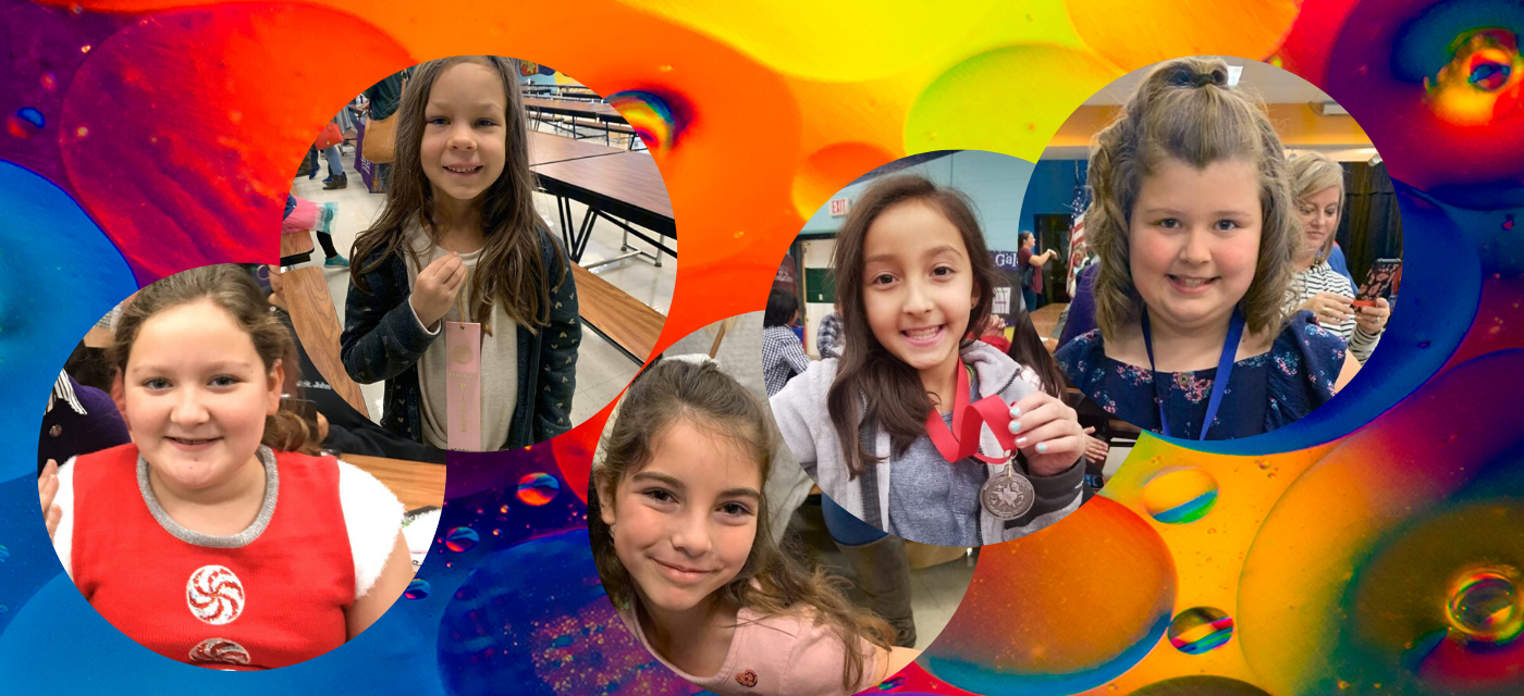 Second and Third Grade UIL Participants
