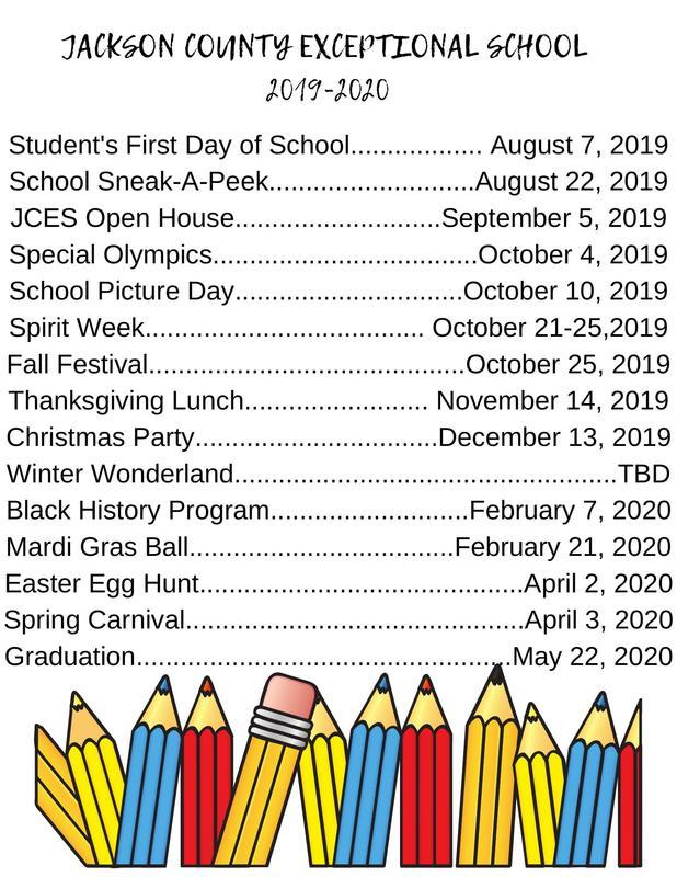 Important Date List