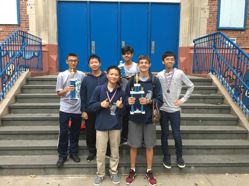 Maspeth High School ArgoKnights Earn Trophies Featured Photo