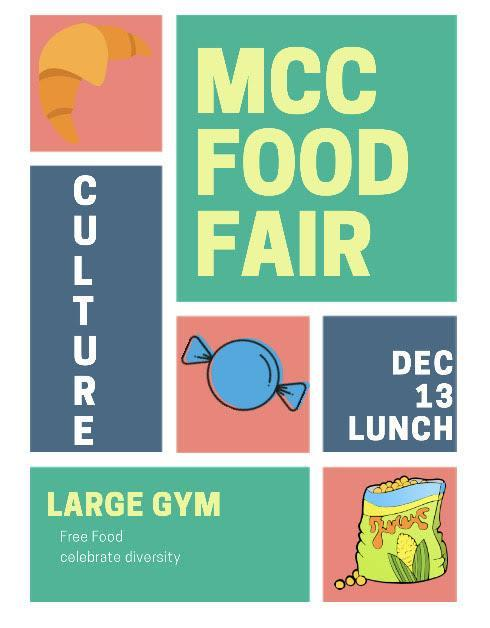 MCC hosts Foothill's Culture and Food Fair! Featured Photo