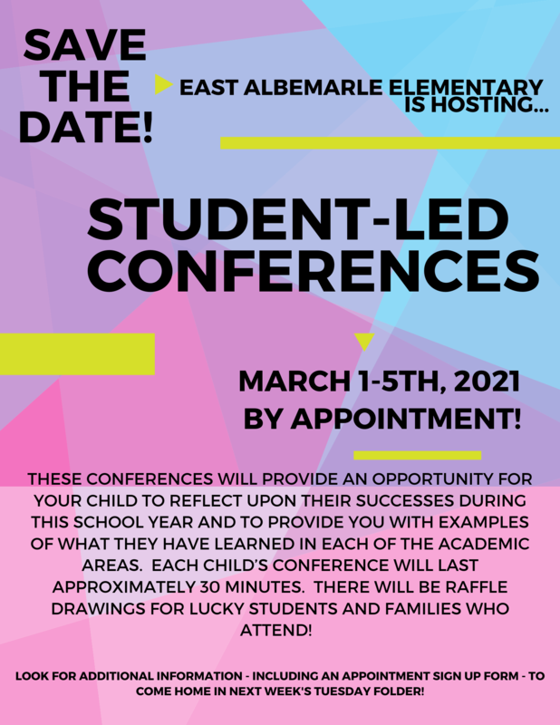 Student-Led Conferences Featured Photo