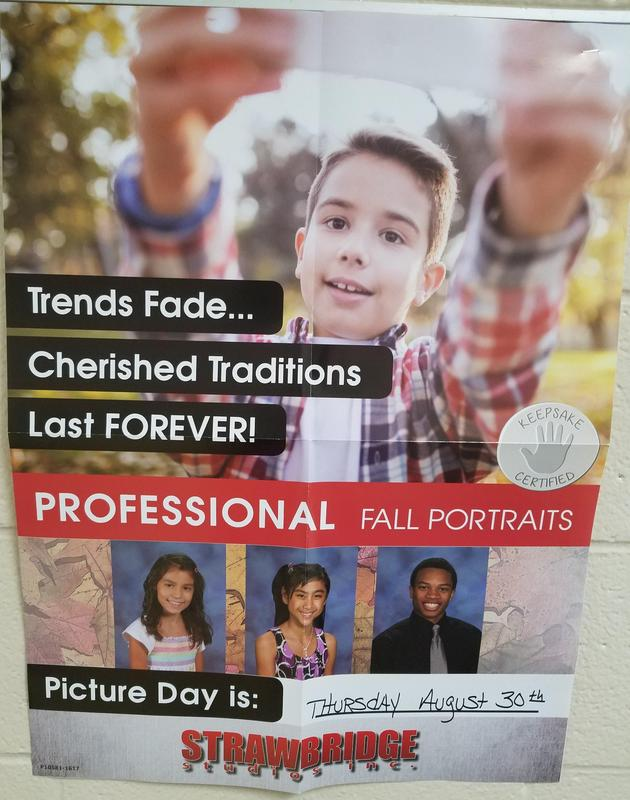 Fall Picture Poster 2018