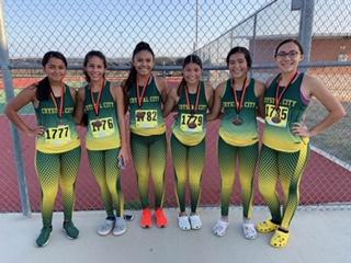 Javelinas Cross Country Teams Places 1st and 2nd at the Border Bash Featured Photo