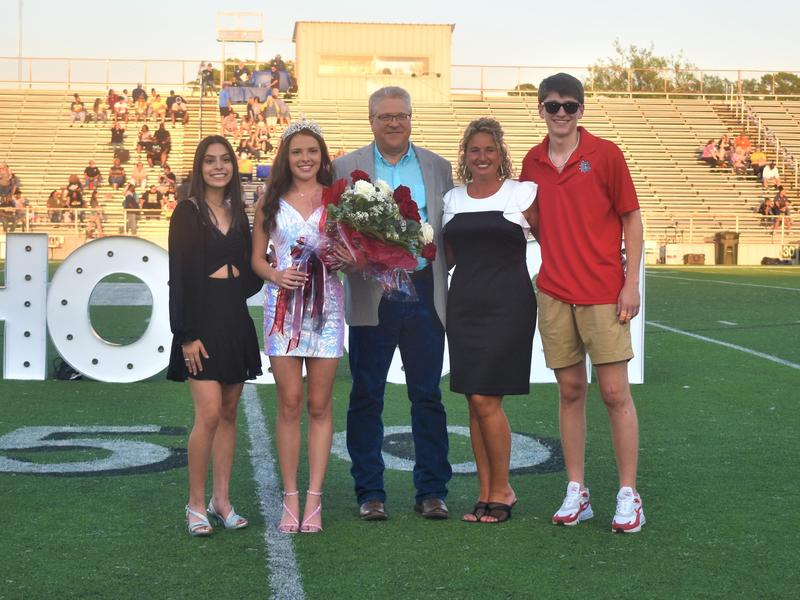 2021 Homecoming Queen Featured Photo