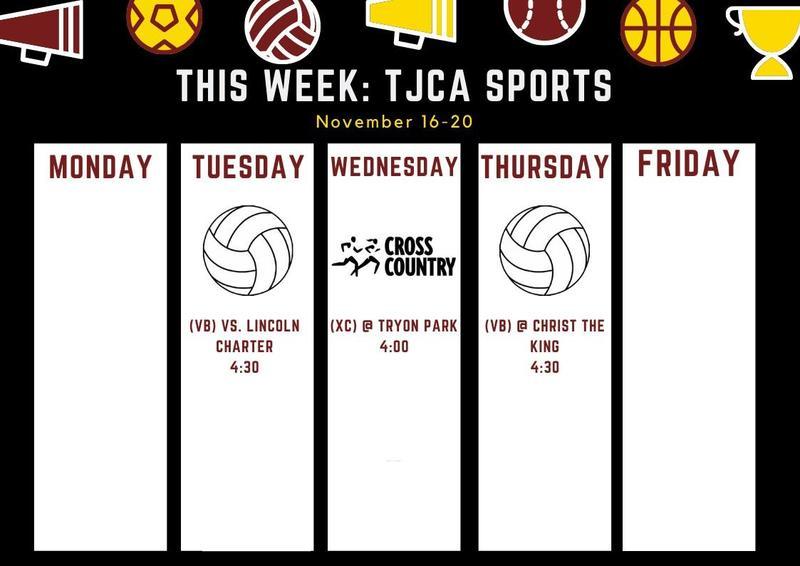 Athletics schedule for November 16-20