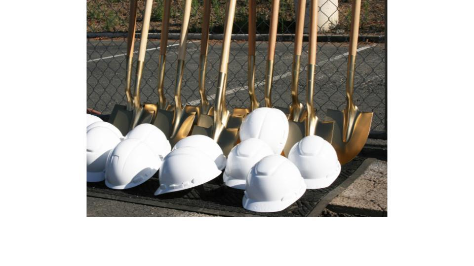 Wellness Center @ Castro Valley High School Groundbreaking