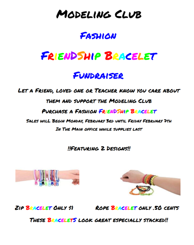 friendship fundraiser