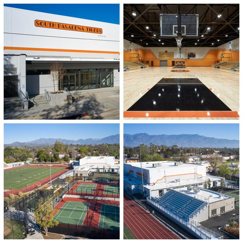 SPUSD Celebrates Completion of SPHS Athletics Facility Project Featured Photo