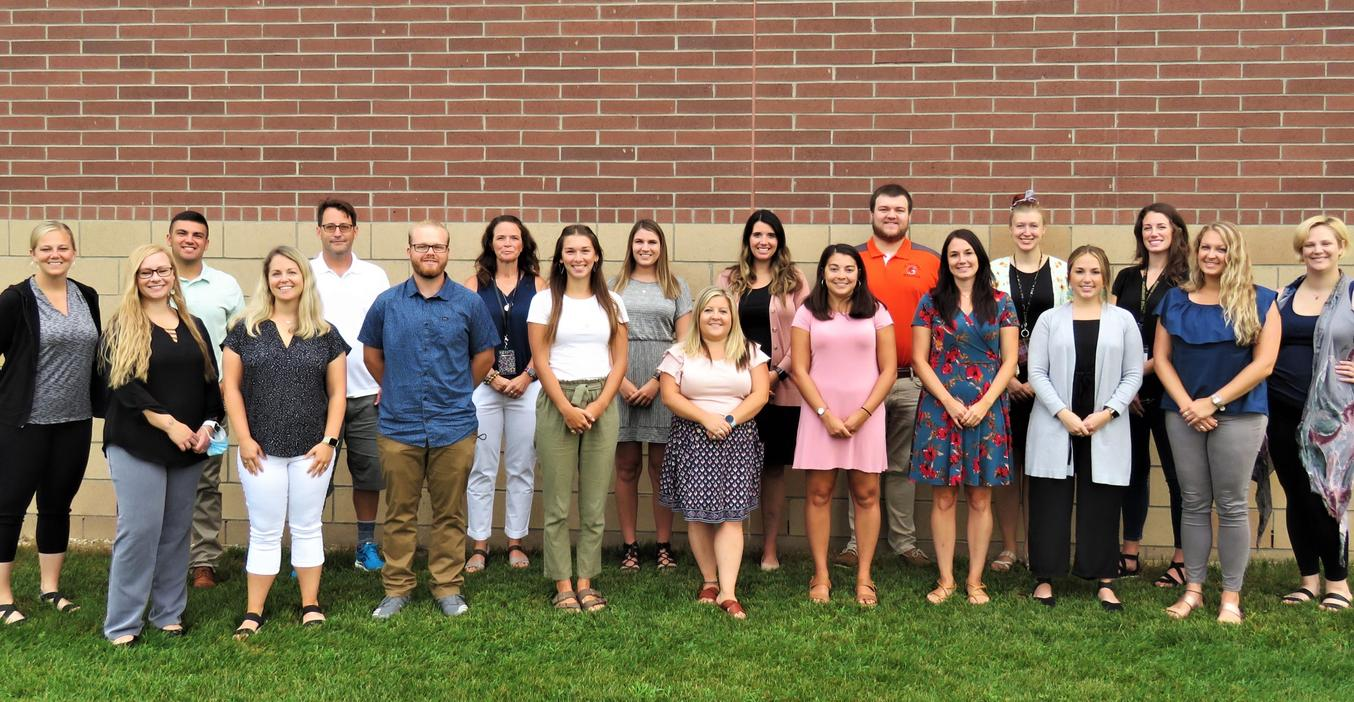 New teachers and staff join the TK family.