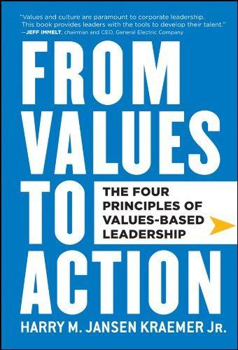 From Values to Action book cover
