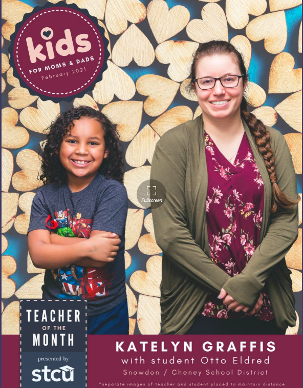 February Kids Newspaper