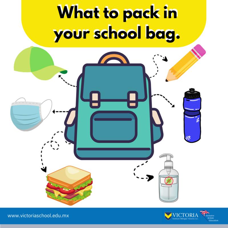 ¿ Qué debo preparar en mi mochila? Featured Photo